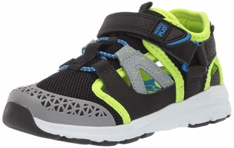 Stride Rite Baby-Boy's Made2play Nesta Girls Machine Washable Sandal Athletic Sneaker