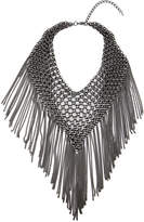Saachi Mesh Collar Necklace