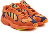 Adidas Originals Yung 1 Sneakers with Leather