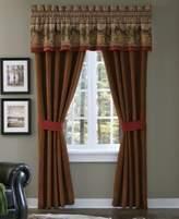 "Croscill Oakwood 82"" x 84"" Pole Top Pair of Window Panels"