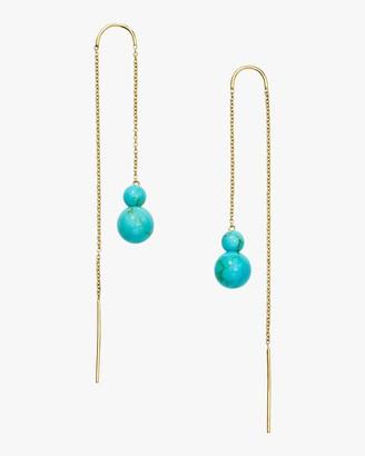 Ippolita Nova Two Stone Drop Thread Earrings