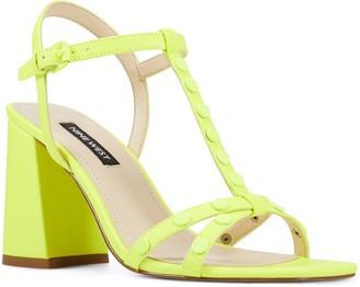 Nine West Glimmer Women's Block Heel Dress Sandals