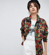 Reclaimed Vintage Revived Swiss Camo Jacket
