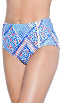 Betsey Johnson Belle Flower High Waist Bottom