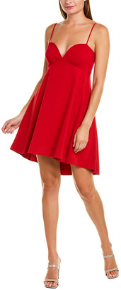 Black Halo Mcadam A-Line Dress