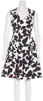 Kate Spade Printed A-Line Dress