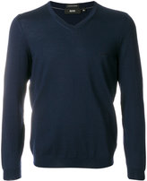 HUGO BOSS v-neck sweater