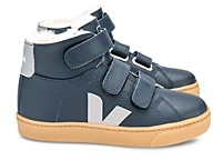 Veja Esplar Boys' Shearling Lined Leather High Top Sneakers - Toddler, Little Kid
