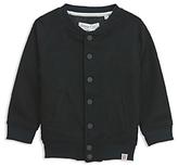 Sovereign Code Boys' Waffle-Knit Jacket - Big Kid