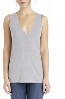 Sole Society Beechwood V Neck Tank