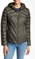 BCBGeneration Missy Short Hooded Jacket
