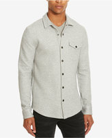 Kenneth Cole Men's Quilted Shirt Jacket