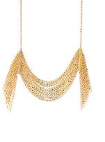 Lana Draping 14K Gold Fringe Necklace