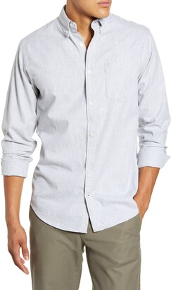 NN07 Levon 5722 Slim Fit Button-Down Shirt