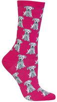 Hot Sox Dog Graphic Socks