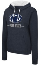 Colosseum Penn State Nittany Lions Women's Genius Hooded Sweatshirt