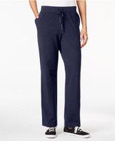 Karen Scott Drawstring Lounge Pants