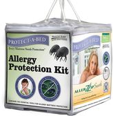 Protect A Bed Protect-A-Bed 4-pc. Allergy Protection Kit