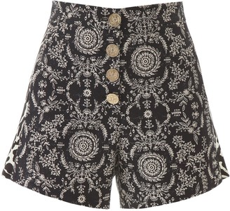 Pinko Uniqueness Shorts
