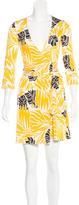 Diane von Furstenberg Julian Mini Dress