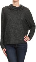 Ariella Lace-Up Back Sweater