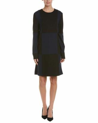Nicole Miller Women's Ponte Shirt Dress