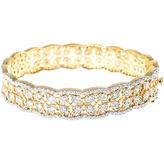 Jarin K Jewelry - Delicate Hinged Bangle