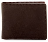 Will Leather Goods Leather Billfold