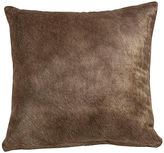 Saddlemans Full Panel Hide Pillow, Natural Sand