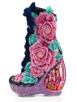 Irregular Choice Maya Floral Boot