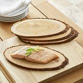 Crate & Barrel Schmidt Brothers ® White Cedar Grill Planks, Set of 4