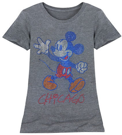 Disney Mickey Mouse Tee for Women - Chicago