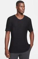 Alexander Wang Men's Slub Scoop Neck T-Shirt