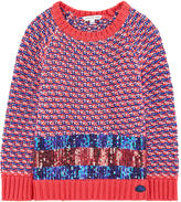 Little Marc Jacobs Sequined sweater