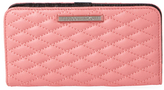 Rebecca Minkoff Sophie Quilted Leather Long Wallet