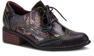 Spring Step L'Artiste by Leather Oxfords - Elvie