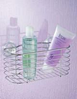 InterDesign Inc Power Lock Suction Shower Basket