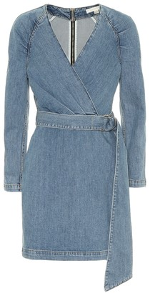 Jonathan Simkhai Denim minidress
