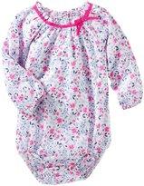 Osh Kosh Floral Bodysuit (Baby) - Pink-3 Months