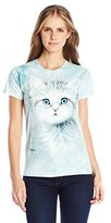 The Mountain Junior's Blue Eyed Kitten Graphic T-Shirt