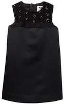 Milly Minis Sequin Dot Shift Dress (Toddler & Little Girls)