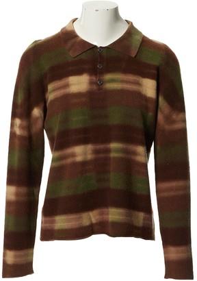 Lucien Pellat-Finet Lucien Pellat Finet Khaki Cashmere Knitwear for Women