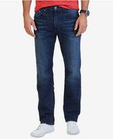 Nautica Men's Straight-Fit Pure Blue Wash Jeans