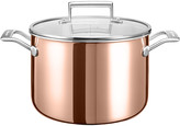 KitchenAid 3-Ply Copper Stockpot