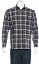Billy Reid John Plaid Shirt w/ Tags
