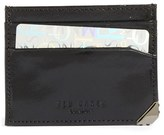 Ted Baker Cryscar Leather Card Case
