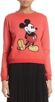 Marc Jacobs Women's Mickey Shrunken Sweatshirt