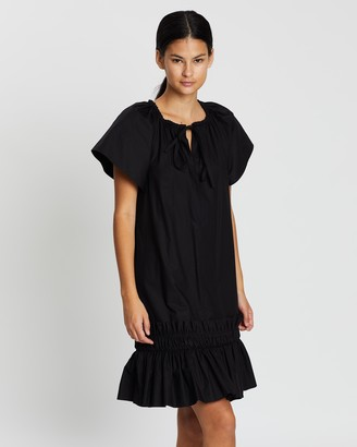 See by Chloe Peasant Dress