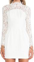 Keepsake Run the World Long Sleeve Dress