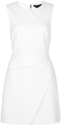 Alice + Olivia Alice+Olivia wrap skirt dress